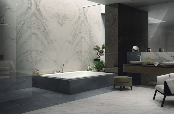 Bathroom-Anima-Select-Caesar-bookmatching-marble-effect-porcelaint-stoneware